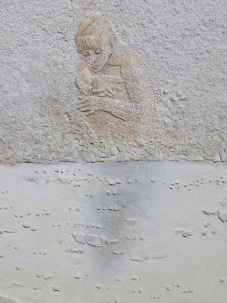 Techniques de mosaïque contemporaine en stage animé par Matylda Tracewska
